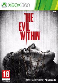 The Evil Within Com Dlc Xbox 360 Lacrado Frete R$ 10,00