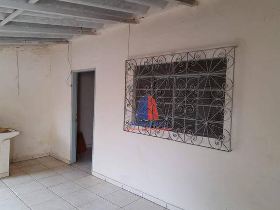 Casa Com 2 Dormitórios Para Alugar, 80 M² Por R$ 1.000/mês - Vila Santa Catarina - Americana/sp - Ca1094