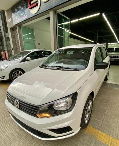 Volkswagen Gol 1.6 Msi 2022 Total Flex 5p 0km