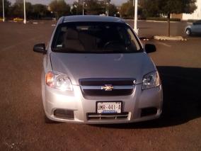 Chevrolet Aveo 2010 1.6 M 5vel Fact Aseguradora Todo Pagado