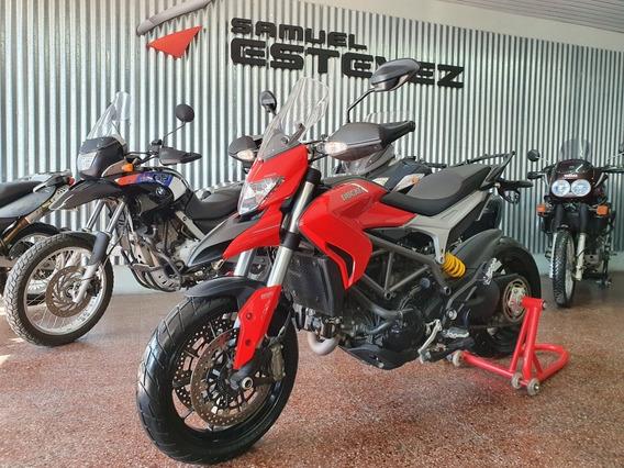 Ducati Hypermotard 821 Impecable 3700km Permutas