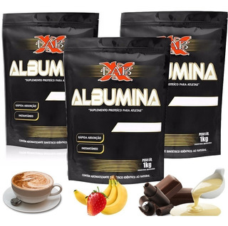 Albumina 1kg Cappuccino Xlab - Promoção Sabores Atacado