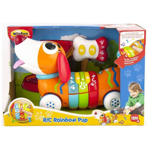 Rainbow Pup - Aj Hogar