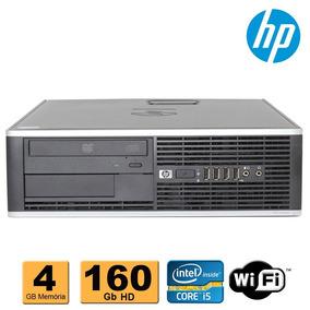 Computador Hp Core I5 4gb Ddr3 160gb Gravador Dvd Wifi