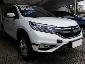 Honda Cr-v 2.0 Exl 4x4 Flex Aut. 5p