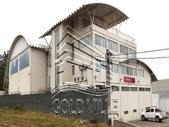 Ga3993 - Galpão Industrial Para Locação Em Cotia. - Ga3993 - 33875632