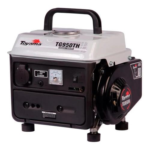 Gerador De Energia A Gasolina 800w Tg950th Toyama