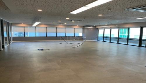Edificio Vila Olimpia Corporate Plaza - Salas Comerciais Para Locacao Vila Olimpia | Npi Imoveis - L-1533