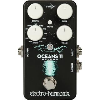 Pedal Electro Harmonix Oceans 11 Reverb Ehx