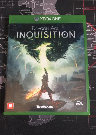 Dragon Age Inquisition - Mídia Física - Xbox One