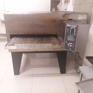 Horno Pizzero De Cinta Burner Hc- 125