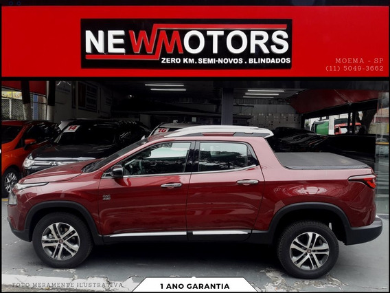 Fiat Toro 2.4 16v Multiair Flex Volcano At9