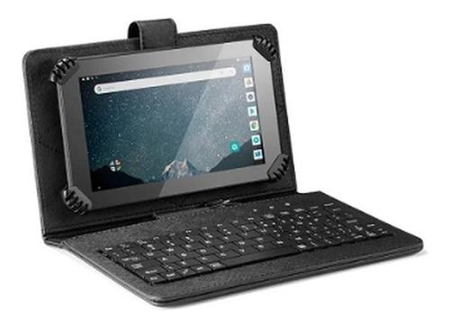 Tablet Multilaser M7s Go 7 Polegadas 16gb Teclado Case Nb310
