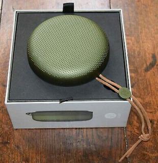 Bang & Olufsen Beoplay A1 Parlante Bluetooth En Caja