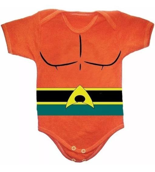 Disfraces Para Bebé Halloween - Pañalero De Aquaman