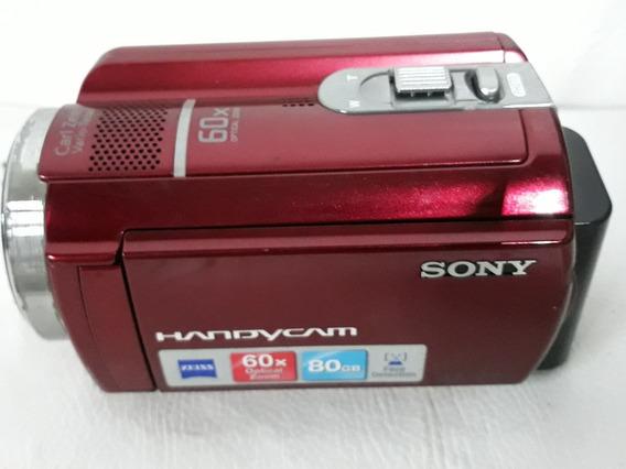 Filamdora Sony Handycan Dcr Sr68 Hd 80gigas