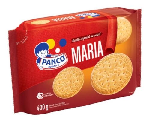 Biscoito Maria Panco 400 Grs