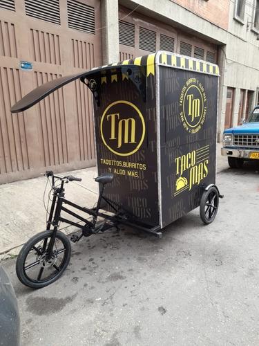 Foodtrailers-trailers- Foodtrucks- Remolque Comida, Fabrica