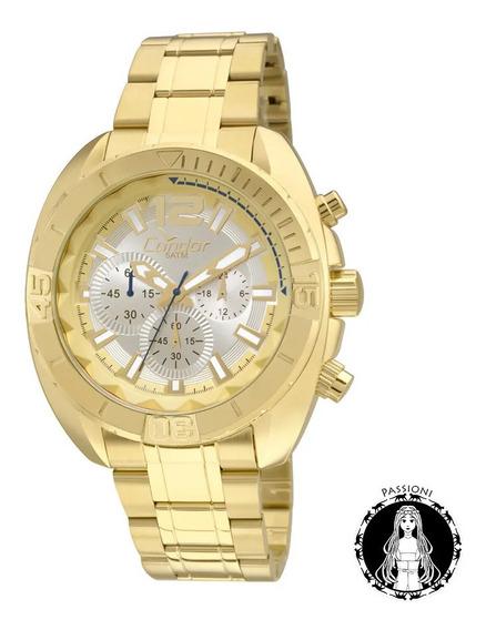 Relógio Condor - Covd54an/4k C/ Nf E Garantia O