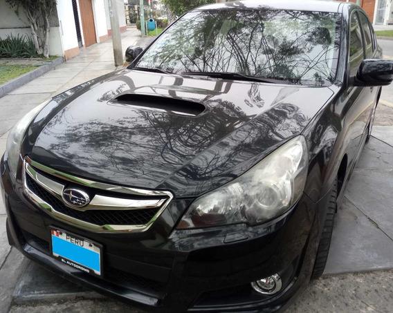 Subaru Legacy 2010 2.5 Gt Turbo