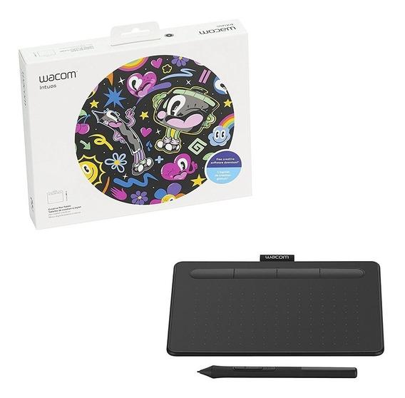 Mesa Digitalizadora Wacom Intuos Pequena 2540 Lpi - Ctl4100