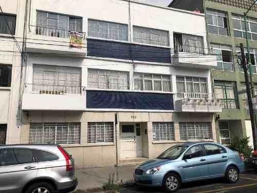 Departamento En Venta Narvarte, Xochicalco
