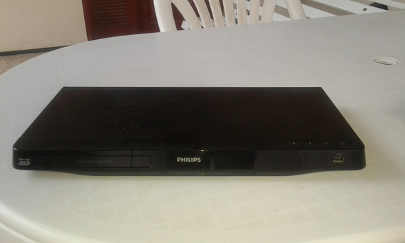 Blu-ray Philips 3d Com Defeito
