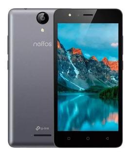 Telefono Celular Neffos C9a 16gb Dual Sim Gris