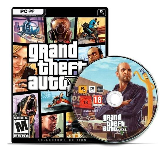 Gta 5 Pc Gold Edition 2019 Jogo Steam Original