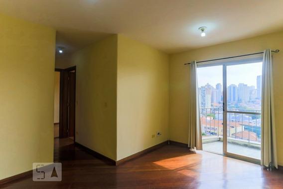 Apartamento No 15º Andar Com 2 Dormitórios E 2 Garagens - Id: 892957794 - 257794