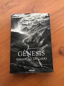 Livro Genesis Sebastião Salgado