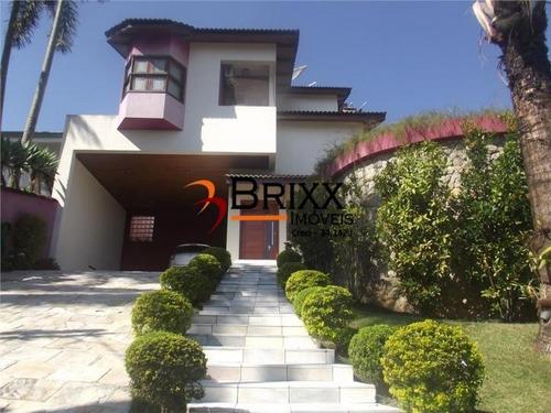Casa Á Venda, Com 03 Quartos Condomínio Arujá 5 - Ca-027