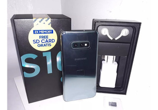 Samsung Galaxy S10e (oferta 600dlrs) 128gb 6gb Ram Negro
