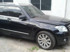 Mercedes Benz Clase Glk (dada De Baja Con Alta Motor)