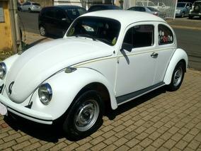 Volkswagen Fusca Itamar 96 Branco Impecável