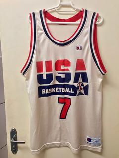 Camisa Dream Team Usa Basquete Larry Bird **** Única ****