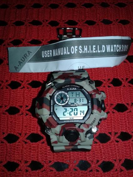 Army Relógio Camuflado