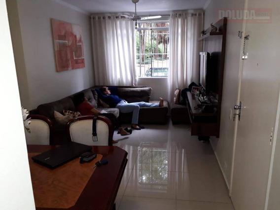 Apartamento Com 3 Dormitórios À Venda, 66 M² Por R$ 330.000,00 - Campo Limpo - São Paulo/sp - Ap1191