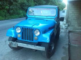 Vendo Jeep Cj 5 Origina 100 % Operativo