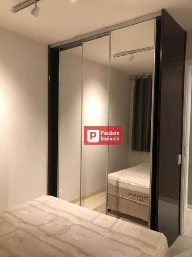Apartamento Para Alugar, 35 M² Por R$ 3.000,01/mês - Jardim Paulista - São Paulo/sp - Ap32297