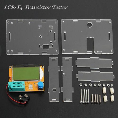 Probador Transistores Resistencias Capacitores Con Gabinete