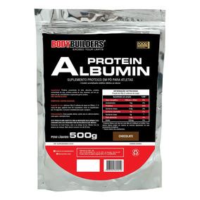Albumina Protein 500g - Bodybuilders Full