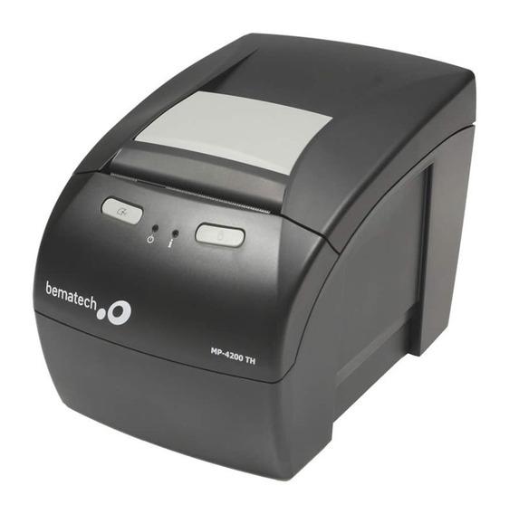 Impressora De Cupom Não Fiscal Bematech Mp 4200 Th + Nf