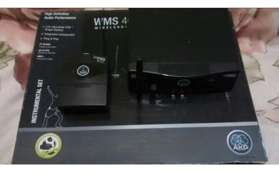 Transmissor Akg Mini Pro 40