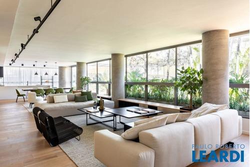 Imagem 1 de 15 de Apartamento - Vila Madalena  - Sp - 603744