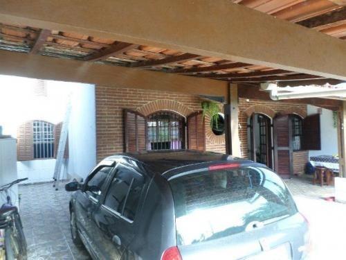 (ref:4030) Casa Com Piscina - Itanhaém/sp - São Jorge