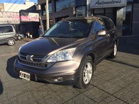 Honda Cr-v Exl 4x4 2010