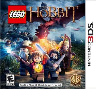 Lego Hobbit - 3ds - Fisico - Megagames