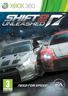 Juegos,electronic Arts Need For Speed Shift 2 Unleashed ..