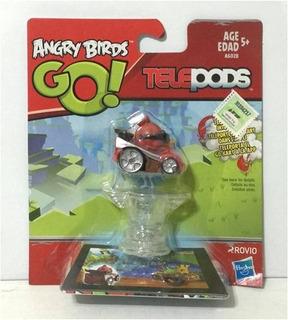 Angry Birds Telepods Vehículos X 1 Original Hasbro Full